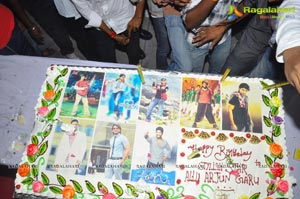 Allu Arjun 2013 Birthday Photos