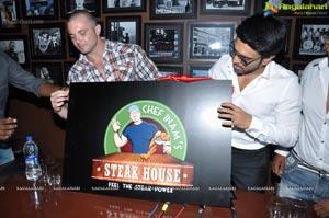 Chef Inam's Steak House Hyderabad