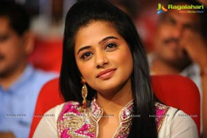 Akhil Priyamani Sushanth at Greeku Veerudu Audio