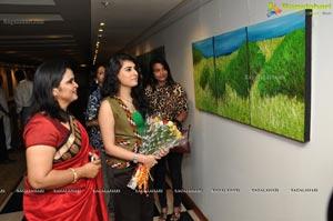 Snehalatha Prasad Paintings