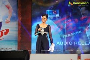 SS Thaman Tadakha Audio Release