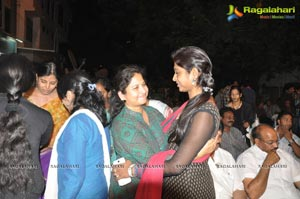 Telugu TV Artists Deeksha Viramana
