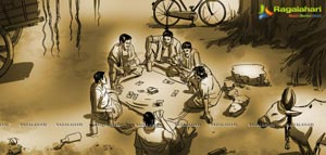 Chinna Cinema Story Board Sketches