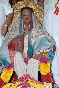Aksharanjali S.P. Balasubramaniam Felicitation