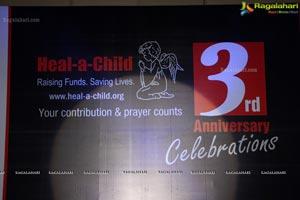 Heal a Child 3rd Anniversary