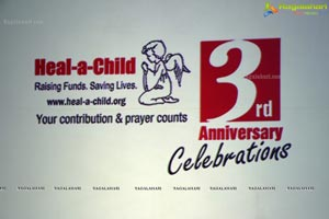 Heal a Child 3rd Anniversary