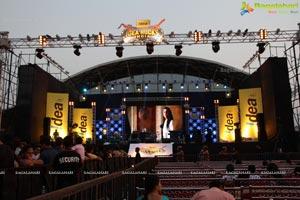 Idea Rocks India 2013 Hyderabad