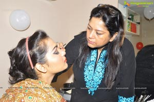 Lakme Salon Make-up Trainer Sushma Khan