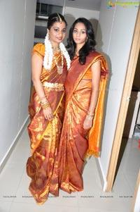 Lakme Bridal Session at Hyderabad Lakme Studio
