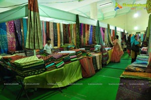 Hyderabad Silk of India Exhibition