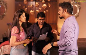 Kamakshi Movies Greeku Veerudu Working Stills