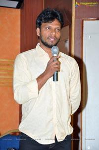 Idi Modalu Press Meet