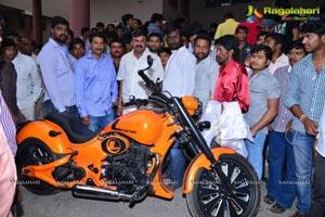 Legend Bike Auction Press Meet