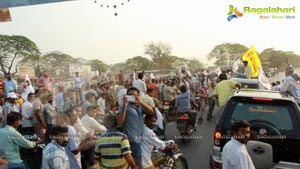 Legend Simha Yatra Eluru