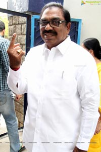 Tollywood Celebs Voting