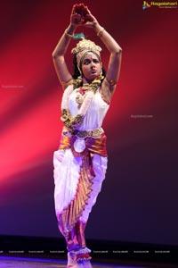Alekhya Kurra Kuchipudi Rangapravesam