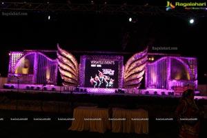 Ashwin-Neta Sangeet Ceremony