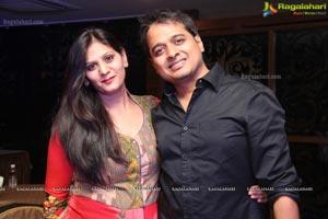 Dinesh Garg 40th Birthday