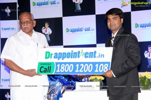Dr Appointment Website Launch