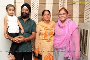 Harjeet Singh Bagga House Warming Ceremony