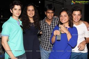 Hita Pranav Birthday Party