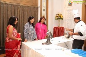 Kakatiya Ladies Club Cupcake Workshop
