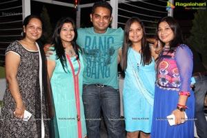 Leesha Birthday Party