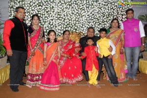 Navya Cradle Ceremony