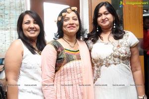 Ritu Anu Akanksha Weekend Party