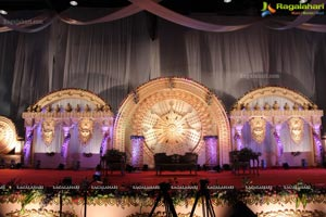 SMR Holding Pruthviraj Wedding Reception