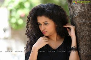 Curly Hair Soumya Sukumar