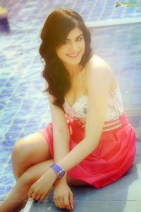 Adah Sharma Swimming Pool