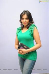 Telugu Heroine Madhu Shalini