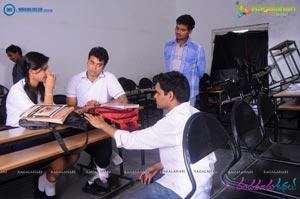 Chandamama Kathalu Working Stills