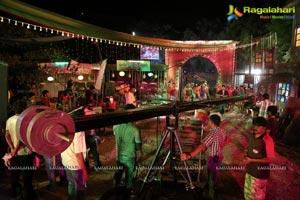 Kotha Janta Working Stills