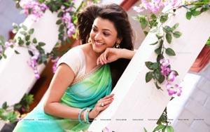 Jilla Vijay Kajal