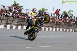 Red Bull F1 Showrun Hyderabad