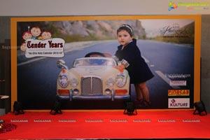 Tender Years The Kids Calendar 2015