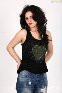 Gulsanam Fakirova Hyderabad Model