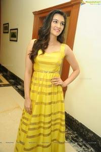 Kriti Sanon in Yellow Dress