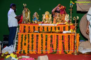 Gautamiputra Satakarni Muhurat Photos