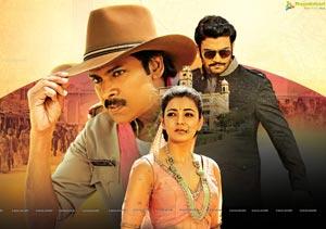 Sardaar Gabbar Singh HD Movie Stills
