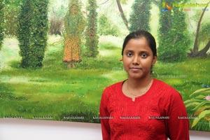Rachana Badrakia Anindita Chakraborty Art Exhibition