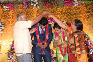 Hero Siva Wedding Reception