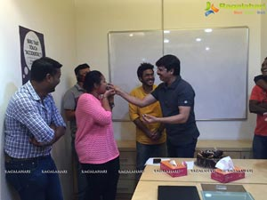 Sarrainodu Success Celebrations