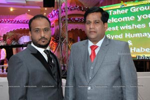 Taher Group Wedding Reception