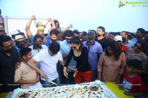 Boyapati Srinu Birthday Celebrations