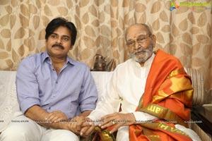 Pawan Kalyan Trivikram K Viswanath