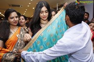 Adah Sharma Saree Niketan