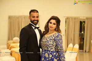 Gurinder Harleen Wedding Reception